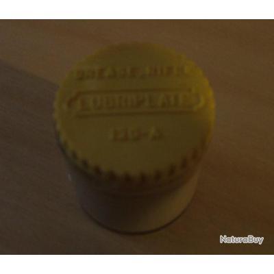 Petit pot de graisse LUBRIPLATE pour Garand , d'origine US ww2 !!!