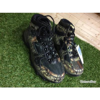 Chaussures (basket) de chasse résistante à l'eau (waterproof