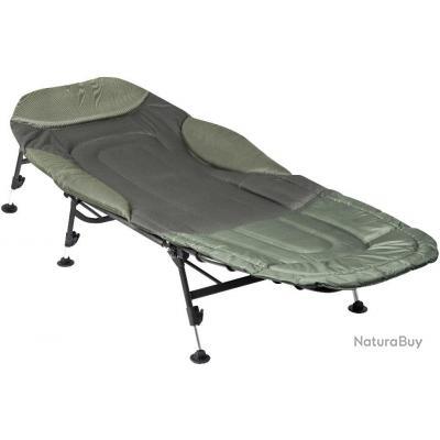 VTK Bivouac - Carp - Bedchair Grand Modèle 85x210 - Lit de Camp Carpiste - 600D !!Prix sacrifié!!