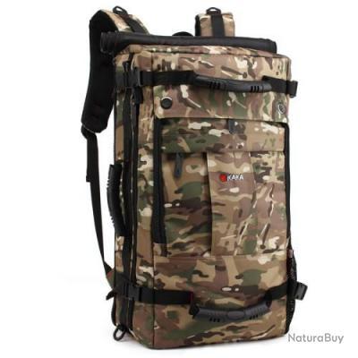 sac dos d 39 ext rieur multi fonctionnel r sistant l 39 usure de grande capacit camouflage. Black Bedroom Furniture Sets. Home Design Ideas