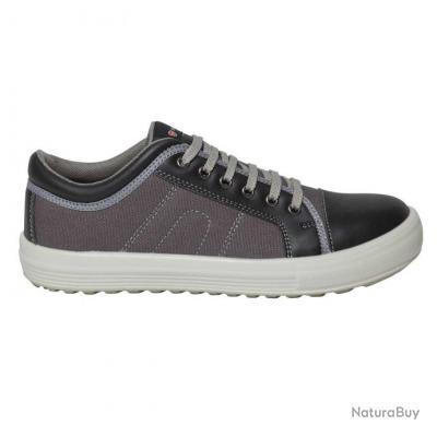 Sneakers de sécurité mixtes Parade Protection VANCE Gris