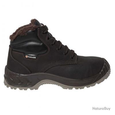 Chaussures de sécurité pour homme Parade Protection NORWAY Marron