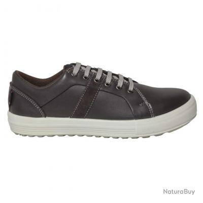 Sneakers de sécurité homme femme Parade Protection VARGAS Marron