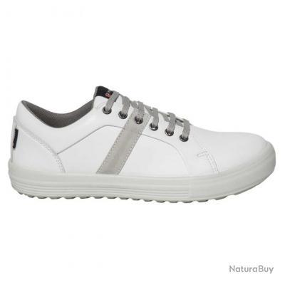 Sneakers de sécurité homme femme Parade Protection VARGAS Blanc