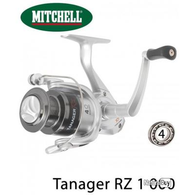 Moulinet Truite / Carnassier Mitchell Tanager RZ 1 000 FD