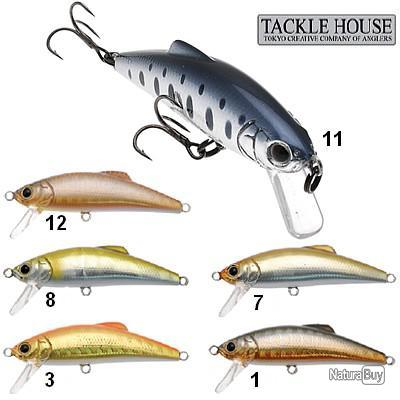 Leurre Tackle House Buffet Mute 50 Col. 12