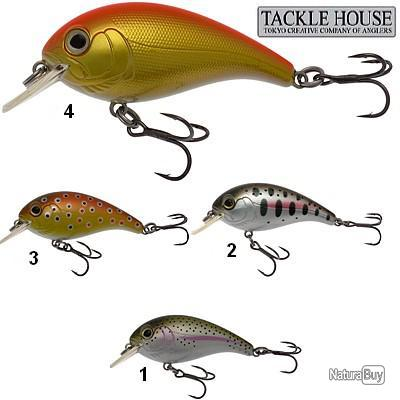 Leurre Tackle House Elfin Crank Col. 3