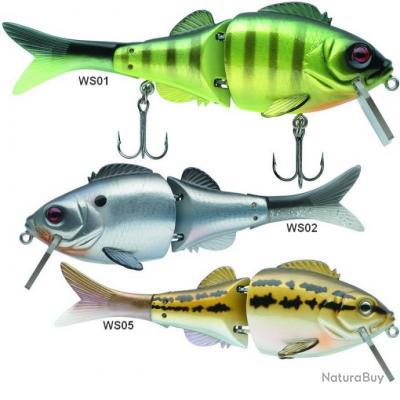 Leurre Swimbait Woodn Sunfish 170f River2sea Col Ws02
