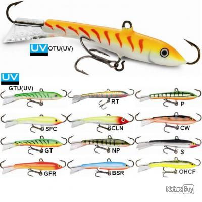 Jig Rapala Jigging Rap W 5 cm Coloris OHCF