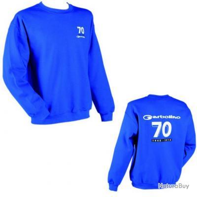 Sweat Shirt Garbolino 70 s Royal Blue