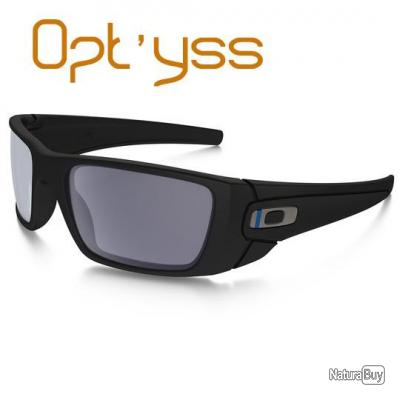 Lunette solaire oakley Si gamme militaire Fuel Cell Thin Blue Line ... 041cb87bf40f