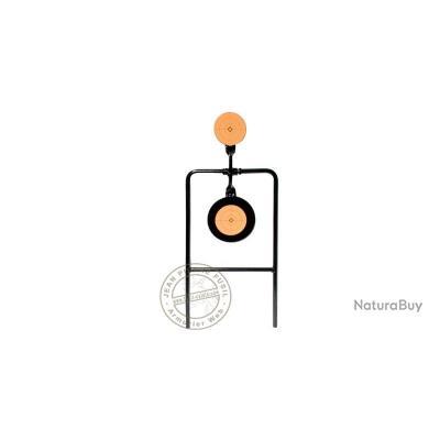Birchwood Casey - Spinner Target - Cible pivotante pour calibre 22Lr 2