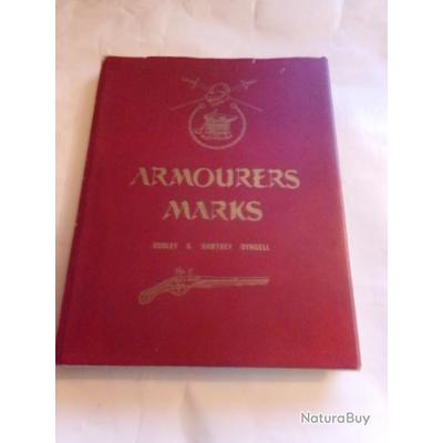 ancien livre sur les marquages  de divers pays en Anglais