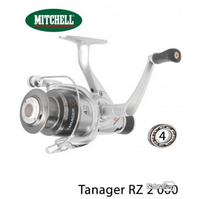 Moulinet Truite / Carnassier Mitchell Tanager RZ 2 000 RD