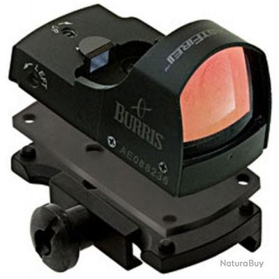 Point rouge Burris Fast Fire II