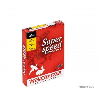 16/70 - Winchester Super Speed Gen 2 N°4 - x10 / 32 g