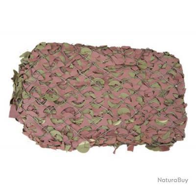 Réseau camouflage - Mesure: 3x2.40 m - RA Sport