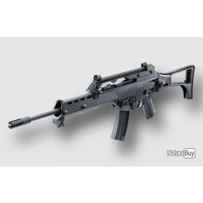 Fusil d'assaut HK g36 Cal.22lr 20coups + fourreau Tactique
