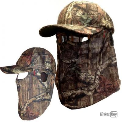 CASQUETTE BROWNING FACE MASK CAMO (004482)