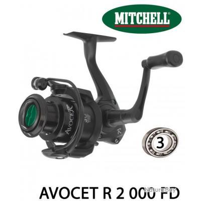 Moulinet Truite / Carnassier Mitchell Avocet R 2 000 FD