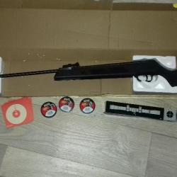 Carabine SR1000S Artemis 19,9 joules+1000 plomb 4,5mm + 100