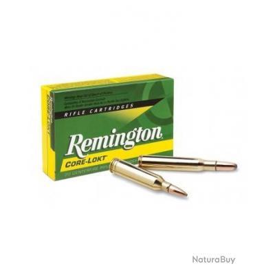 1 BOITE DE 20 CARTOUCHES REMINGTON CALIBRE 280 REM 150 GR PSP   (SEP)