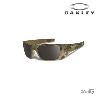 Lunette solaire oakley Si gamme militaire Fuel Cell multicam ... babaa95a33c7