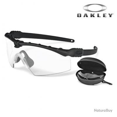 lunette oakley Si militaire protection Ballistic M Frame 3.0 Noir Array 2  ecrans 5687650ec261