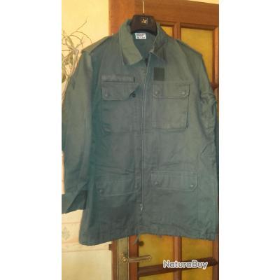 Kaki Original L'armée Militaire De Taille Veste Ml Couleur wXqg4KKy1