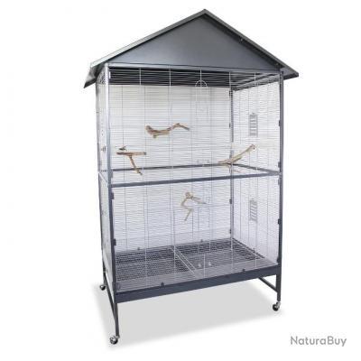 Voliere GEANTE cage oiseau XXL qualité - Cages à oiseaux et volières ... edeef681be9d