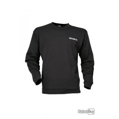 Sweat shirt sécurité CityGuard