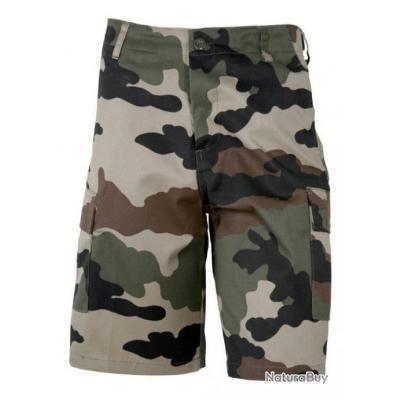 ed501300d8529 Bermuda BDU Enfant camo -14 ans - Bermudas et shorts Outdoor (4592295)