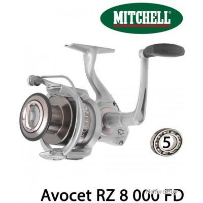 Moulinet Mer Bateau Mitchell Avocet RZ 8 000 FD