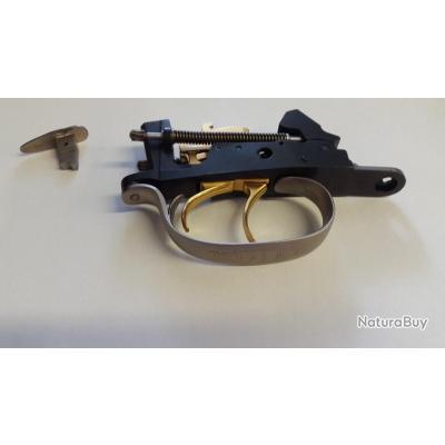 Batterie Beretta 686 double détentes + bouton de sûreté