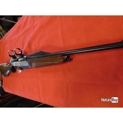 Carabine semi-auto Benelli Argo EL  Luxe, 7X64, occasion, Montage EAW
