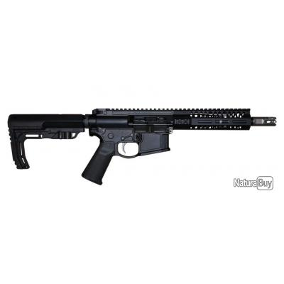 "2A Armament, Balios lite BLK 8"",calibre 300AAC Blackout, categorie B"
