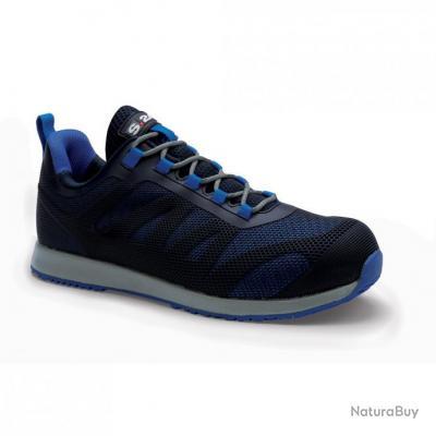 Chaussures de sécurité Mixtes SQUADRA S24 Bleu marine