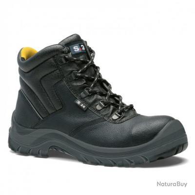 Chaussures de sécurité Mixtes BOA S24 Noir