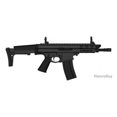 "Robinson Armament neuve, XCR-L Micro, canon de 7,5"" black, calibre 223 rem"