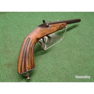 Pistolet de salon sign flobert pistolets percussion for Pistolet de salon