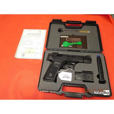 Canik MKEL-120, calibre 9mm, 2 chargeurs