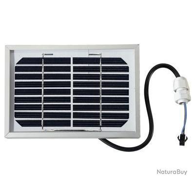 Lots de 3 panneaux solaire 12 volts