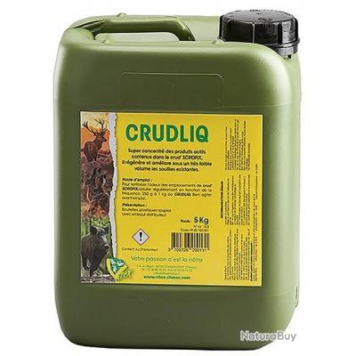 LOTS DE 6 CRUD LIQUIDE VITEX CRUDLIQ 5L