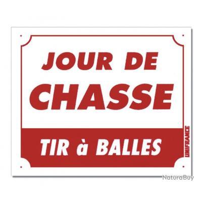 JOUR DE CHASSE - TIR À BALLES