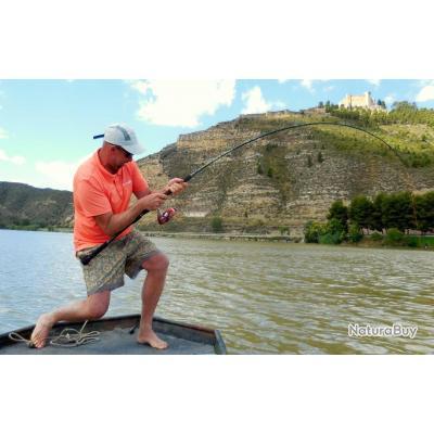 Pêche aux silures en Espagne Mequinenza spécial Leurre