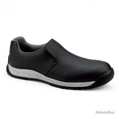 Chaussures de sécurité Mixtes MILK EVO S24 Noir