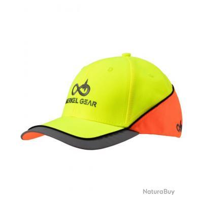 Casquette de chasse fluo jaune/orange (Couleur: jaune/orange ...