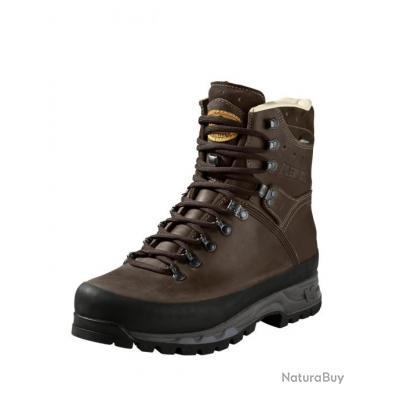 Chaussures de chasse et de trekking Island (Couleur: olive brun, Taille: 9,5)