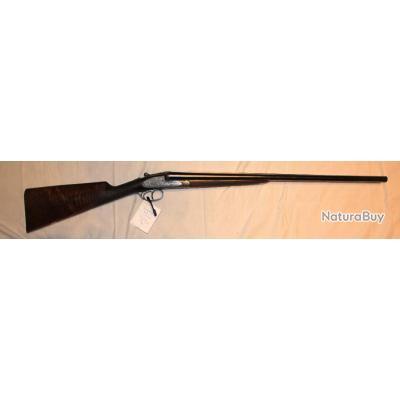 Fusil a platines calibre 12 Lecocq et Hoffmann
