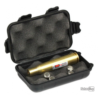BALLE LASER DE REGLAGE CAL 50 BMG + COFFRET ETANCHE DE RANGEMENT